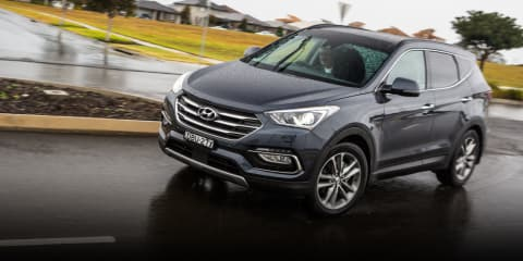 Hyundai Santa Fe, Toyota Kluger to replace Ford Territory in Victoria Police fleet