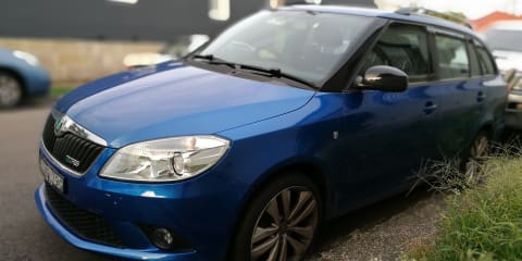 2013 Skoda Fabia RS 132TSI review