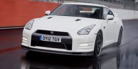 Nissan GT-R Track Pack launches in the UK