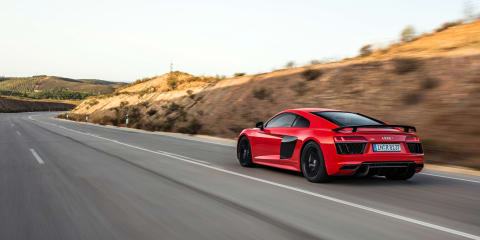 Audi R8 V10 Plus Neuberg Edition headed Down Under