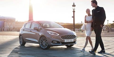 Ford Fiesta: Core range axed in Australia