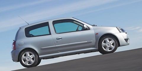 2003 RENAULT CLIO SPORT