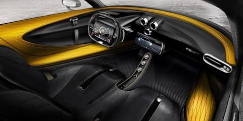Hennessey Venom F5 interior revealed