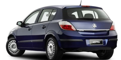2006 Holden Astra CDX review