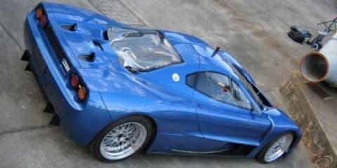 Joss Supercar draws closer