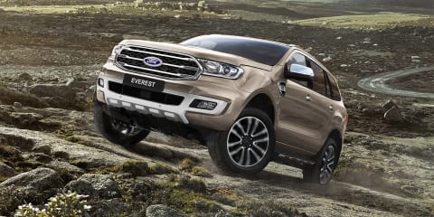Ford Everest Raptor on the cards