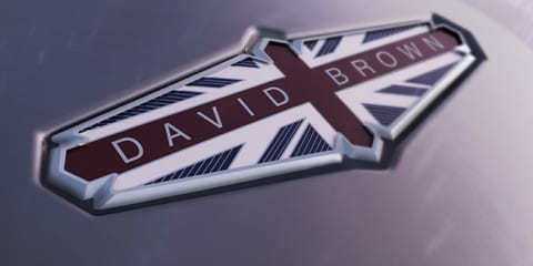 David Brown Automotive to launch modern-day classic British sports car