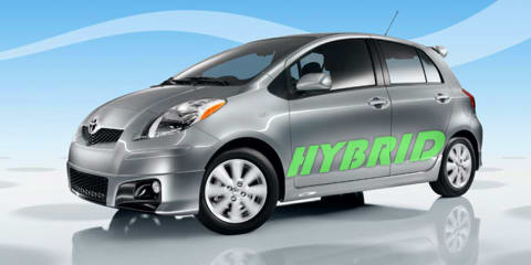 Toyota to build Yaris based hybrid in France - report