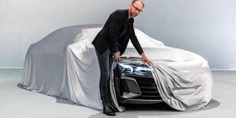 Audi e-tron GT concept teased again