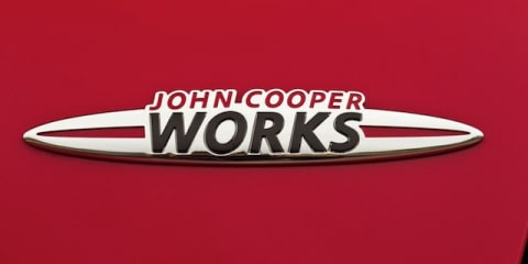 Mini John Cooper Works: new engine and gearbox coming
