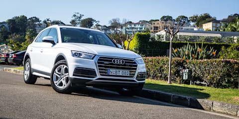 2017 Audi Q5 design 2.0 TDI review