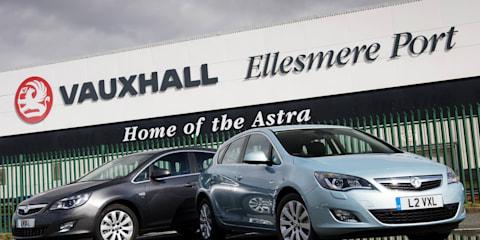 Vauxhall is U.K.'s top selling brand in June