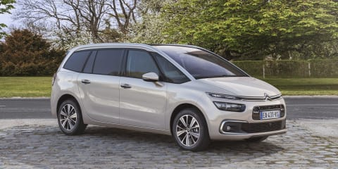 2017 Citroen C4 Picasso, Grand Picasso facelift unveiled - UPDATE
