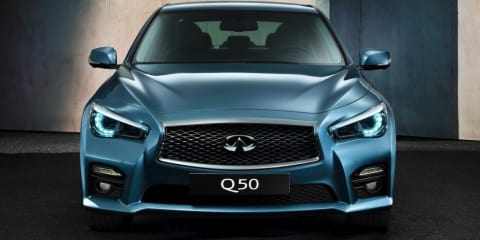 "Delaying Infiniti Australia launch could have been ""helpful"": president"