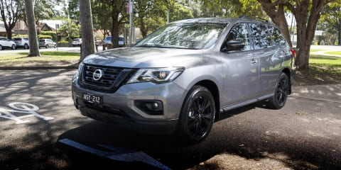 2018 Nissan Pathfinder N-Sport review
