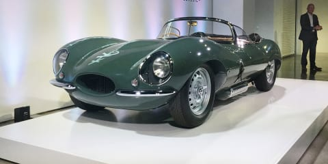 Jaguar XKSS:: First of ten $1.65m revived classics debuts in LA