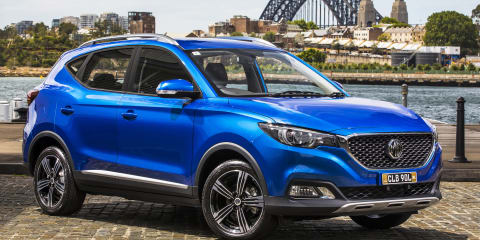 MG Motor Australia expands dealer network