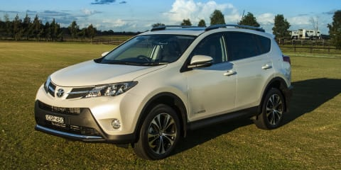 2014 Toyota RAV4 Review : Cruiser