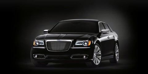 Chrysler: New Cars 2012