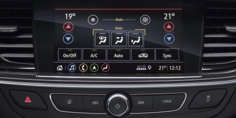 Opel Insignia gets infotainment upgrade, not confirmed for Commodore