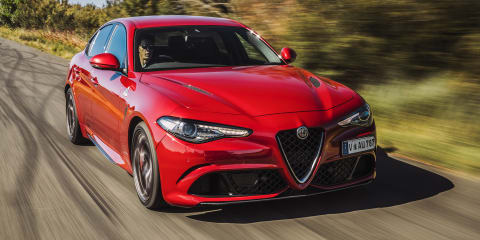 2019 Alfa Romeo Giulia pricing and specs