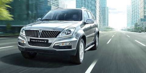 2015 Ssangyong Rexton update revealed