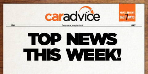 The week's top news stories, June 3rd