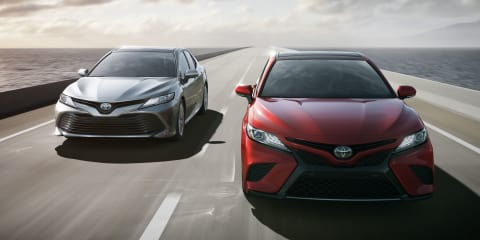 Toyota Camry sales to plummet, hybrid targets lion's share