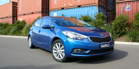 2015 Kia Cerato Review: S Premium hatchback
