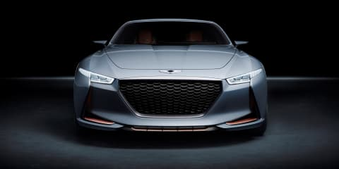 Genesis Gran Turismo in the works