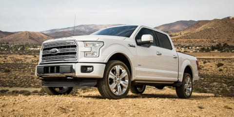 2017 Ford F-150 Limited review