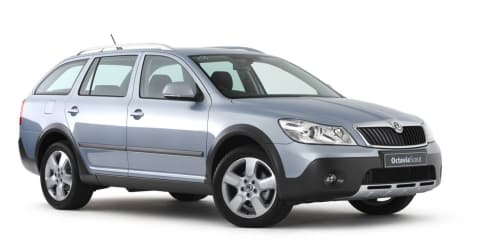 2011 Skoda Octavia Scout 4x4 launched in Australia