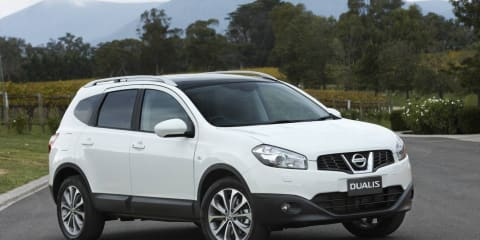 2010 Nissan Dualis+2 released in Australia