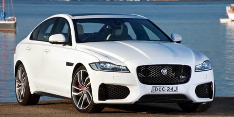 2016 Jaguar XE and XF sedans recalled for fuel-hose fix