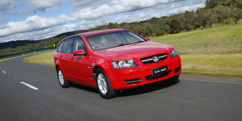 Holden Sportwagon to enter Global Green Challenge