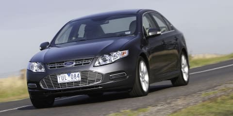 Car sales April 2013: Australian large cars continue market struggle