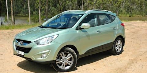 2012 Hyundai ix35 Review