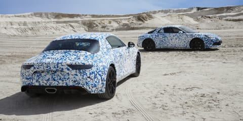 Alpine 'A120' now available for order in Europe