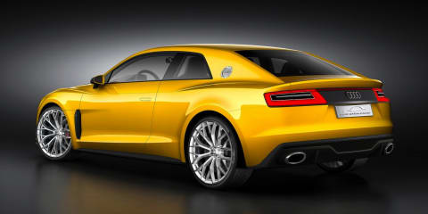 Audi Sport quattro, Nanuk quattro being evaluated for production