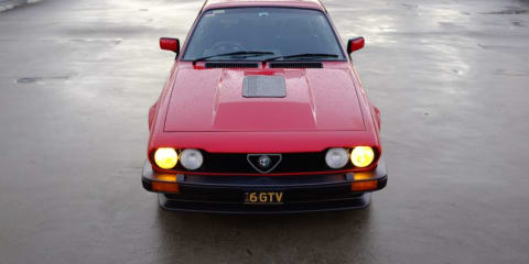1986 Alfa Romeo GTV Review