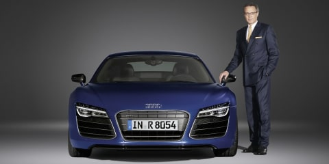 Audi to oust R&D head: reports