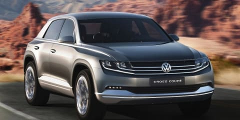 Volkswagen planning sub-Tiguan compact SUV
