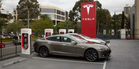 Tesla Model S recalled over seatbelt issue