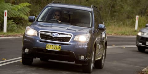 Subaru Forester Review: 2.5i-L
