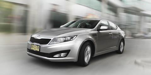 Kia Optima and Sportage turbo petrols on the radar for Oz