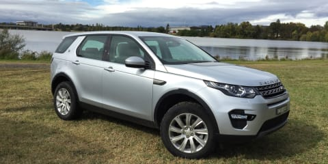 Land Rover Australia sales overtake Jeep