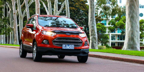 2018 Ford EcoSport facelift bound for LA motor show