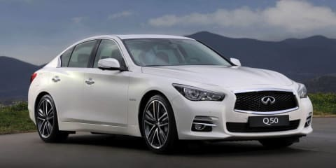 Infiniti aiming to become quality leader among luxury brands
