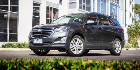 2018 Holden Equinox LTZ-V review