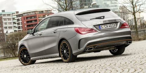 2015 Mercedes-Benz CLA Shooting Brake pricing and specifications
